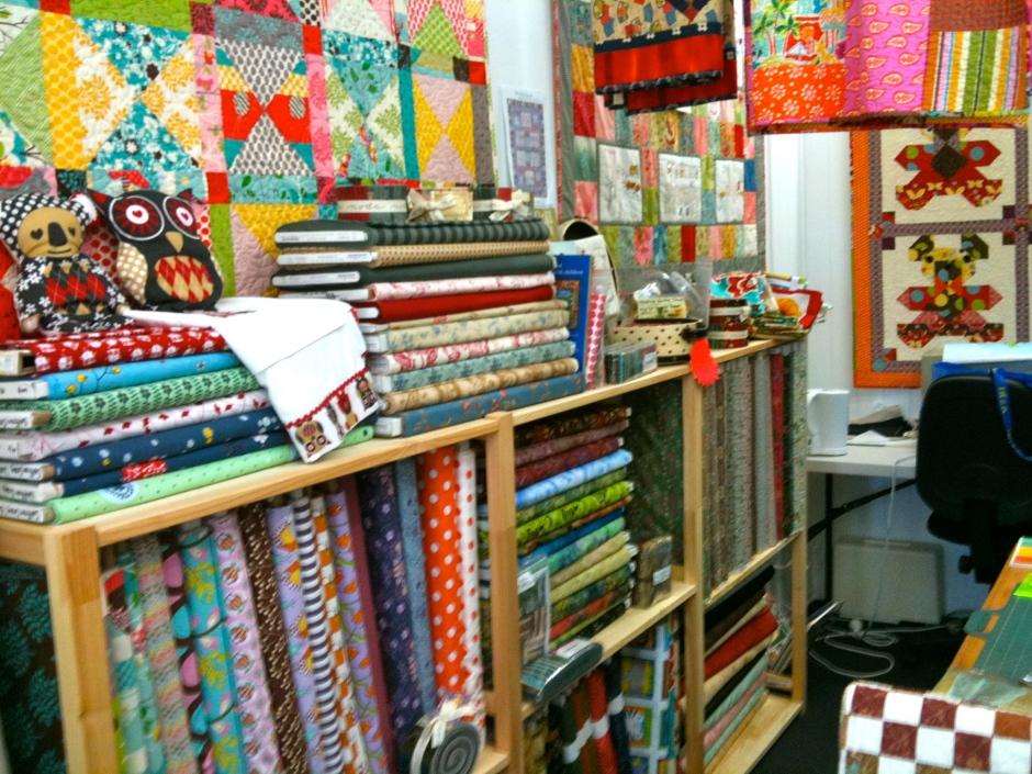 Fabric boutique