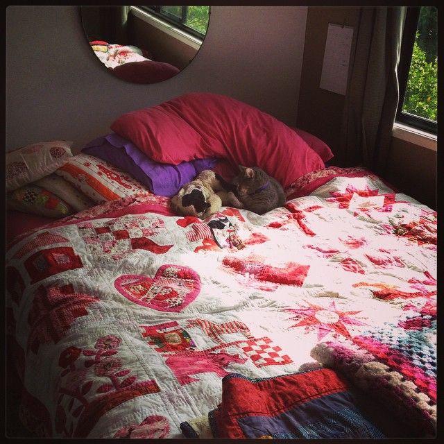 Ann Ferguson Quilts, Sampler Quilt