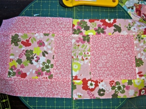 Moda pre-cut layer cake quilt