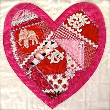 Ann Ferguson Quilts, Patchwork, applique, sampler quilt, Quilt care,