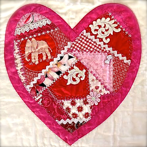 Ann Ferguson Quilts, Patchwork, applique, sampler quilt, Quilt care,