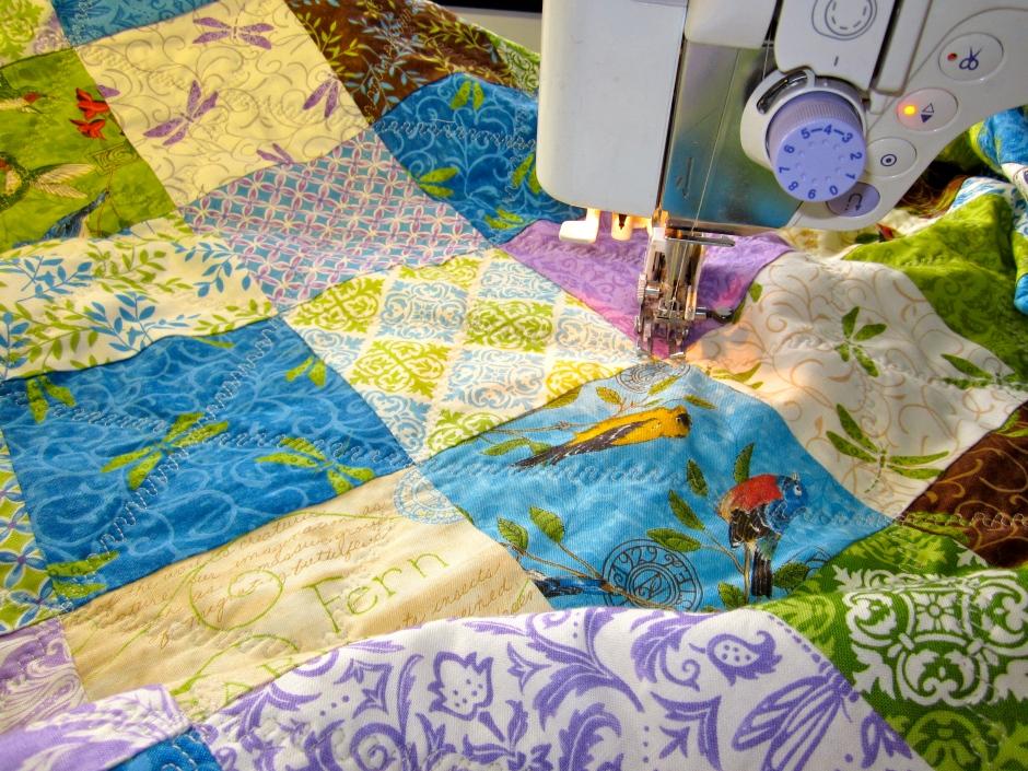 Ann Ferguson Quilts, Patchwork Quilt, Deb Strain, Moda Fabric