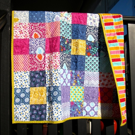 Ann Ferguson Quilts, Patchwork Quilt, Kate Spain, Moda Fabric