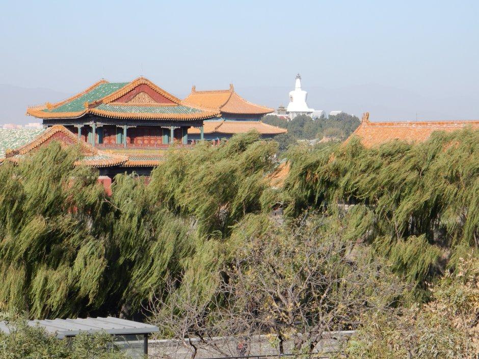 Forbidden City, Jingshan park, Beijing China