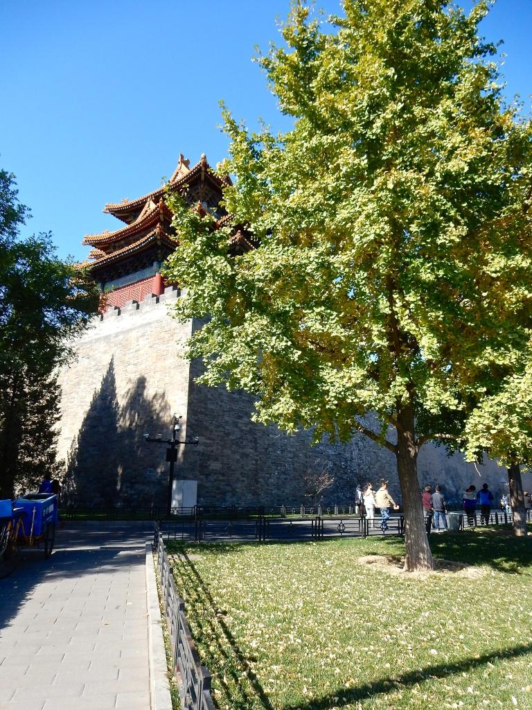Forbidden City, Beijing, China.