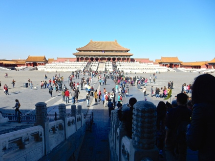 The Forbidden City, Palace museum, Beijing, China, PRC